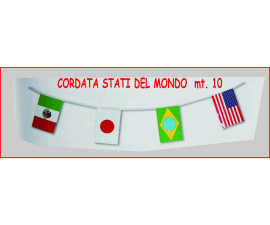 CORDATE PAESI del MONDO MISTI